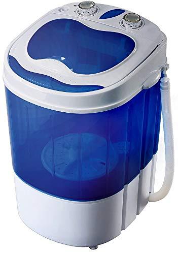 I I Mini Waschmaschine mit Schleuder | Waschautomat bis 3